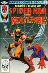 Marvel Team-Up #117 comic books - cover scans photos Marvel Team-Up #117 comic books - covers, picture gallery