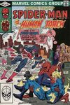 Marvel Team-Up #121 comic books - cover scans photos Marvel Team-Up #121 comic books - covers, picture gallery