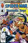 Marvel Team-Up #133 comic books - cover scans photos Marvel Team-Up #133 comic books - covers, picture gallery