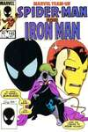 Marvel Team-Up #145 comic books - cover scans photos Marvel Team-Up #145 comic books - covers, picture gallery