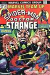 Marvel Team-Up #21 Comic Books - Covers, Scans, Photos  in Marvel Team-Up Comic Books - Covers, Scans, Gallery
