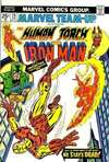 Marvel Team-Up #29 comic books - cover scans photos Marvel Team-Up #29 comic books - covers, picture gallery