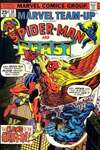 Marvel Team-Up #38 comic books - cover scans photos Marvel Team-Up #38 comic books - covers, picture gallery