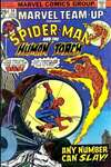 Marvel Team-Up #39 comic books - cover scans photos Marvel Team-Up #39 comic books - covers, picture gallery