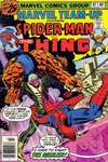 Marvel Team-Up #47 comic books - cover scans photos Marvel Team-Up #47 comic books - covers, picture gallery