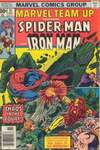 Marvel Team-Up #51 comic books - cover scans photos Marvel Team-Up #51 comic books - covers, picture gallery