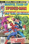 Marvel Team-Up #52 comic books - cover scans photos Marvel Team-Up #52 comic books - covers, picture gallery