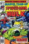 Marvel Team-Up #54 comic books - cover scans photos Marvel Team-Up #54 comic books - covers, picture gallery
