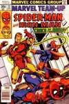 Marvel Team-Up #72 comic books - cover scans photos Marvel Team-Up #72 comic books - covers, picture gallery