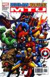 Marvel Team-Up comic books