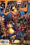 Marvel: The Lost Generation #10 comic books - cover scans photos Marvel: The Lost Generation #10 comic books - covers, picture gallery