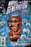 Marvel: The Lost Generation #3 comic books - cover scans photos Marvel: The Lost Generation #3 comic books - covers, picture gallery