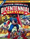 Marvel Treasury Special Featuring Captain America's Bi-Centennial Battles Comic Books. Marvel Treasury Special Featuring Captain America's Bi-Centennial Battles Comics.