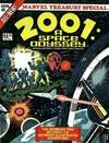 Marvel Treasury Special featuring 2001: A Space Odyssey comic books