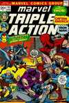 Marvel Triple Action #10 comic books - cover scans photos Marvel Triple Action #10 comic books - covers, picture gallery