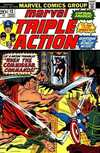 Marvel Triple Action #12 comic books - cover scans photos Marvel Triple Action #12 comic books - covers, picture gallery
