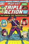 Marvel Triple Action #13 comic books - cover scans photos Marvel Triple Action #13 comic books - covers, picture gallery