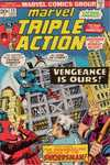 Marvel Triple Action #14 comic books - cover scans photos Marvel Triple Action #14 comic books - covers, picture gallery
