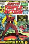 Marvel Triple Action #15 Comic Books - Covers, Scans, Photos  in Marvel Triple Action Comic Books - Covers, Scans, Gallery