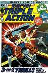 Marvel Triple Action # comic book complete sets Marvel Triple Action # comic books