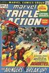 Marvel Triple Action #5 comic books for sale