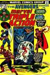 Marvel Triple Action #20 comic books - cover scans photos Marvel Triple Action #20 comic books - covers, picture gallery