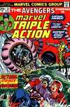 Marvel Triple Action #21 Comic Books - Covers, Scans, Photos  in Marvel Triple Action Comic Books - Covers, Scans, Gallery