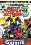 Marvel Triple Action #22 comic books - cover scans photos Marvel Triple Action #22 comic books - covers, picture gallery