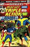 Marvel Triple Action #25 comic books - cover scans photos Marvel Triple Action #25 comic books - covers, picture gallery