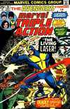 Marvel Triple Action #26 comic books - cover scans photos Marvel Triple Action #26 comic books - covers, picture gallery