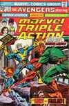 Marvel Triple Action #27 comic books - cover scans photos Marvel Triple Action #27 comic books - covers, picture gallery
