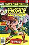Marvel Triple Action #31 comic books - cover scans photos Marvel Triple Action #31 comic books - covers, picture gallery