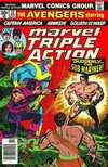 Marvel Triple Action #32 comic books - cover scans photos Marvel Triple Action #32 comic books - covers, picture gallery