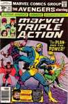 Marvel Triple Action #34 comic books - cover scans photos Marvel Triple Action #34 comic books - covers, picture gallery