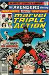 Marvel Triple Action #35 comic books - cover scans photos Marvel Triple Action #35 comic books - covers, picture gallery