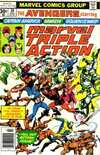 Marvel Triple Action #36 comic books - cover scans photos Marvel Triple Action #36 comic books - covers, picture gallery