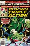 Marvel Triple Action #37 comic books - cover scans photos Marvel Triple Action #37 comic books - covers, picture gallery