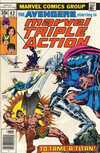 Marvel Triple Action #42 comic books - cover scans photos Marvel Triple Action #42 comic books - covers, picture gallery