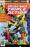 Marvel Triple Action #43 comic books - cover scans photos Marvel Triple Action #43 comic books - covers, picture gallery