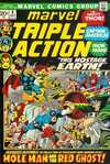 Marvel Triple Action #6 comic books - cover scans photos Marvel Triple Action #6 comic books - covers, picture gallery