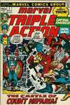 Marvel Triple Action #7 comic books - cover scans photos Marvel Triple Action #7 comic books - covers, picture gallery