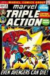 Marvel Triple Action #8 comic books - cover scans photos Marvel Triple Action #8 comic books - covers, picture gallery
