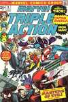 Marvel Triple Action #9 comic books - cover scans photos Marvel Triple Action #9 comic books - covers, picture gallery