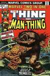 Marvel Two-In-One #1 Comic Books - Covers, Scans, Photos  in Marvel Two-In-One Comic Books - Covers, Scans, Gallery