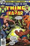 Marvel Two-In-One #16 comic books for sale