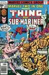 Marvel Two-In-One #28 comic books for sale