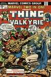 Marvel Two-In-One #7 comic books for sale