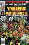 Marvel Two-In-One #29 comic books for sale