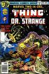 Marvel Two-In-One #49 comic books for sale