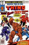 Marvel Two-In-One #51 comic books for sale